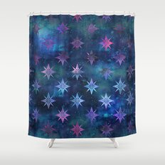 Bohemian Night Skye Shower Curtain