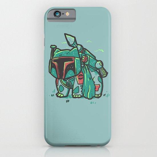 BulbaFett iPhone & iPod Case