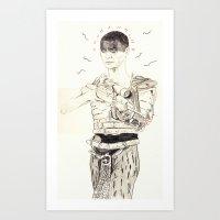 Imperator Furiosa Art Print