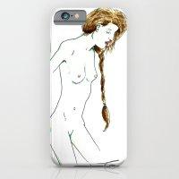 Plait Girl iPhone 6 Slim Case