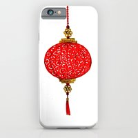 Chinese Lantern iPhone 6 Slim Case