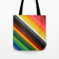 Little Rainbow Tote Bag