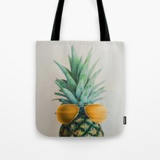 Pineapple In Paradise No. 2 Tote Bag