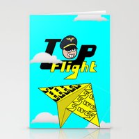 top flight swag Stationery Cards