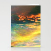 It is Only the End Stationery Cards