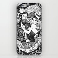 The Sailor And The Queen iPhone & iPod Skin