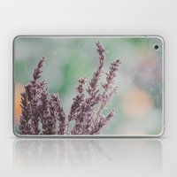 Lavender By The Window Laptop & iPad Skin