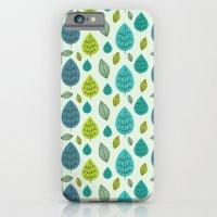 Trees Pattern iPhone 6 Slim Case