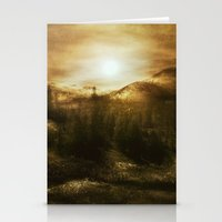 Chasing Light Stationery Cards