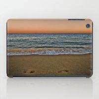 Barceloneta Night iPad Case