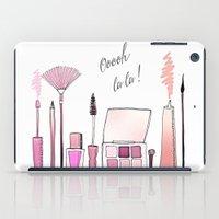 SWEET LITTLE HELPERS  iPad Case