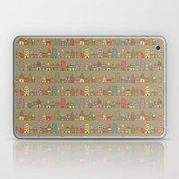 City {Housylands - brown} Laptop & iPad Skin