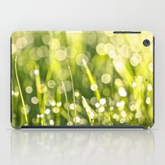One Summer Morning  iPad Case