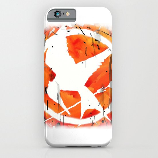 The Mockingjay iPhone & iPod Case
