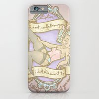 I Get Carried Away iPhone 6 Slim Case