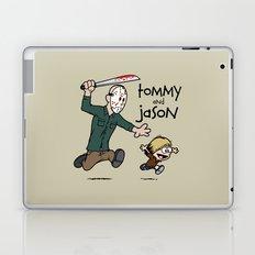 Tommy and Jason Laptop & iPad Skin
