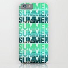 Summer Summer Summer Slim Case iPhone 6s