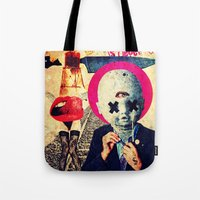 All War Is Deception Tote Bag