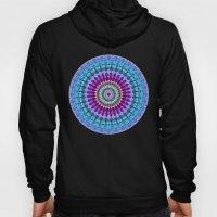 Geometric Mandala G382 Hoody