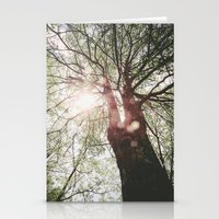 Spring Tree 2 Stationery Cards