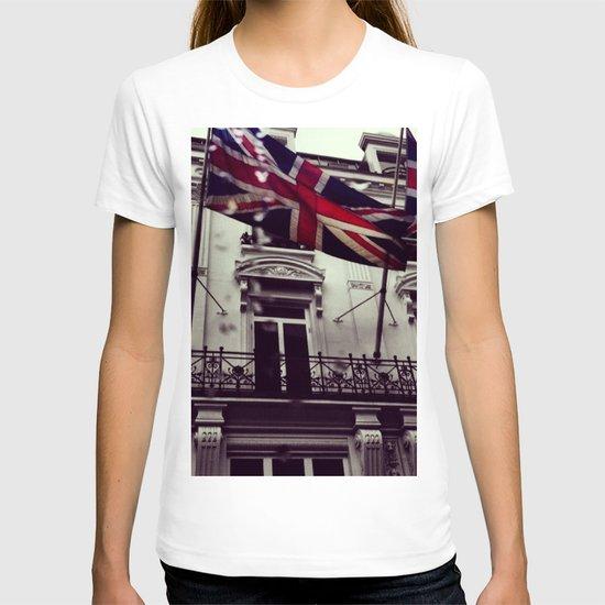 Raise the flag T-shirt