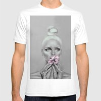 + Daydreamer + Mens Fitted Tee White SMALL