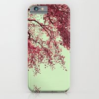 iPhone & iPod Case featuring Autumn Blood by SUNLIGHT STUDIOS  Monika Strigel