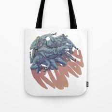 RUMBLE Tote Bag