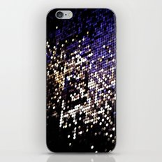 glitter 02 iPhone & iPod Skin