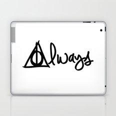 Always, Deathly Hallows, Harry Potter Laptop & iPad Skin