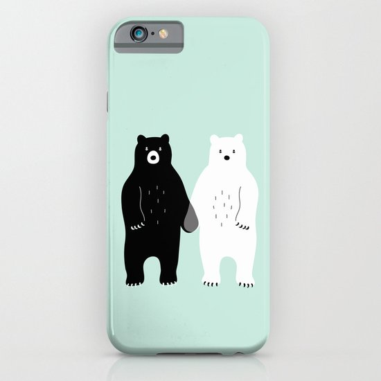Gray iPhone & iPod Case