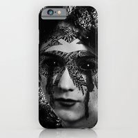 iPhone & iPod Case featuring Sylvia by DIVIDUS