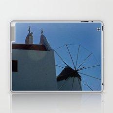 Meet Me At The Windmill Laptop & iPad Skin