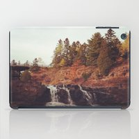 Gooseberry Falls iPad Case