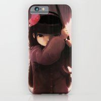 iPhone & iPod Case featuring Rainy days by Ludovic Jacqz