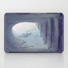 Light at the end of the tunnel iPad Case