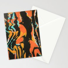 Seven  Stationery Cards