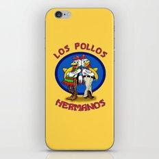 Los Pollos Hermanos. Breaking Bad. iPhone & iPod Skin