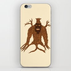 Tree Stitch Monster iPhone & iPod Skin