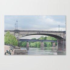 Dillingham Street Bridge Canvas Print