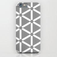 Wildeman Grey Pattern iPhone 6 Slim Case