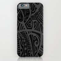 iPhone & iPod Case featuring Abstractish 4 by ElifsArt