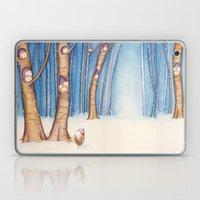 Snow Birds Laptop & iPad Skin