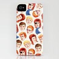 David iPhone (4, 4s) Slim Case