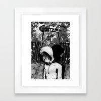 PETRUS 199 Framed Art Print