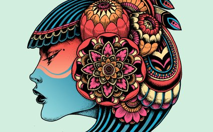 Art Print - Native girl - Iain Macarthur