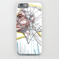 Sleep And A Forgetting iPhone 6 Slim Case