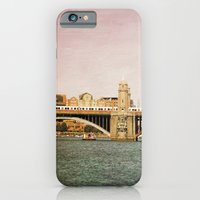 Red Line iPhone 6 Slim Case