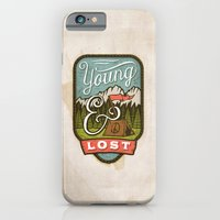 iPhone Cases featuring Camp by Seaside Spirit