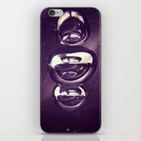 Cherry Bubble iPhone & iPod Skin